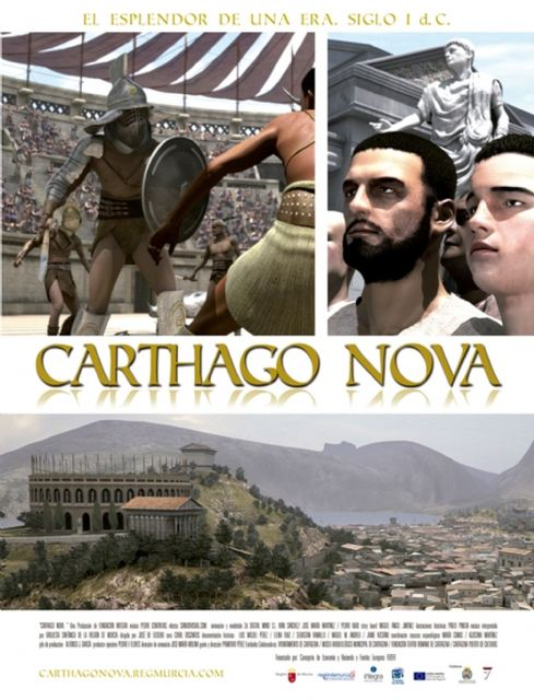 La película de animación Carthago Nova recibe seis nominaciones a los Goya 2012 - 1, Foto 1