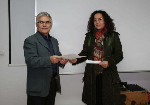 Entregados los diplomas del curso de contabilidad informatizada impartidos en el centro de desarrollo local de alcantarilla - 4, Foto 4