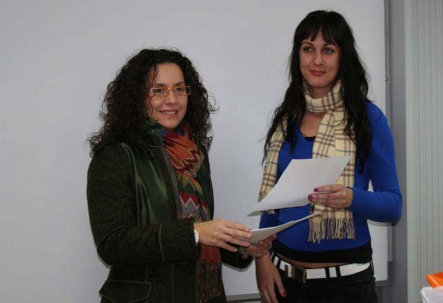 Entregados los diplomas del curso de contabilidad informatizada impartidos en el centro de desarrollo local de alcantarilla - 5, Foto 5