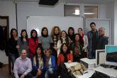 Entregados los diplomas del curso de contabilidad informatizada impartidos en el centro de desarrollo local de alcantarilla