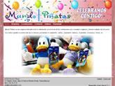 'Mundo Piñatas' estrena web