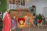 Cientos de lumbrerenses visitan la II Ruta de Belenes que permanecerá en diferentes puntos del municipio hasta el día de Reyes