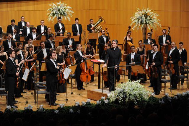 La Sinfónica de Murcia interpreta mañana el tradicional Concierto de Año Nuevo - 1, Foto 1