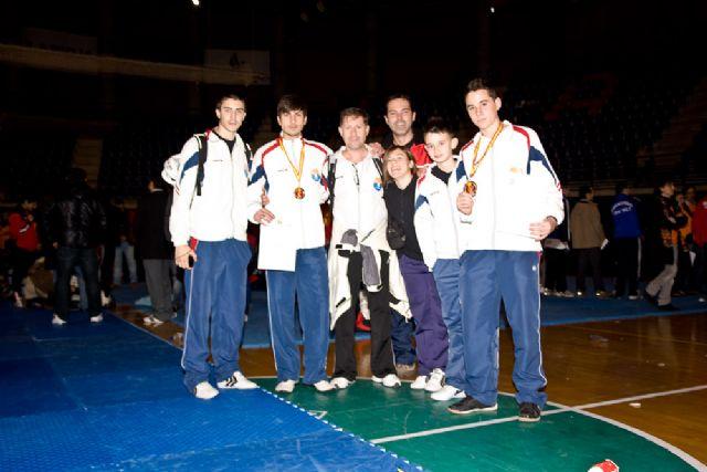 El taekwondo sigue cosechando éxitos a nivel nacional - 1, Foto 1
