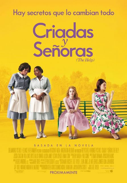 """The next January 8th Films are projected on the film Velasco """"Maids and Ladies"""""""
