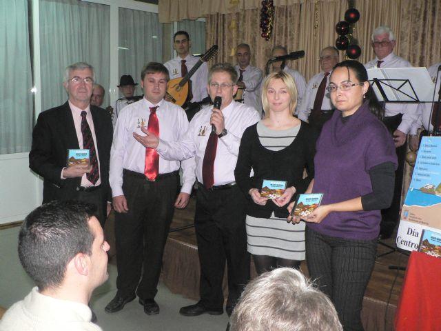 La Rondalla de Mazarrón presenta con gran éxito su nuevo CD - 1, Foto 1
