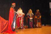 El 'Tejuba' torreño no faltó a su cita con el 'Auto de los Reyes Magos'