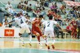 Esquerdinha: 'Los cuarenta minutos estaré peleando para traer los 3 puntos a Murcia'