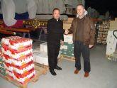 El Cabildo Superior de Cofradias de Archena recoge 9.544 kilos de alimentos con su III campaña 'Despensa Soldaria'