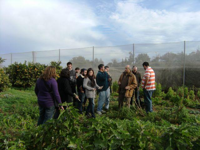 El Centro Social de Cañada de Gallego acoge dos cursos sobre agricultura limpia y biodiversidad - 2, Foto 2