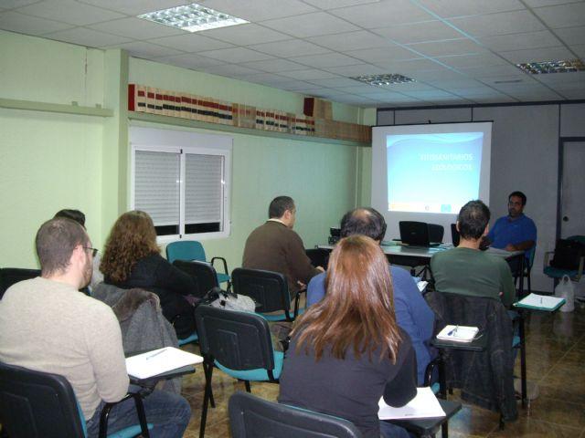El Centro Social de Cañada de Gallego acoge dos cursos sobre agricultura limpia y biodiversidad - 4, Foto 4