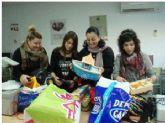 Juventudes Socialistas agradecen la solidaridad y la amplia participación de los vecinos y vecinas de Archena en su campaña solidaria de recogida de juguetes a beneficio de Cruz Roja