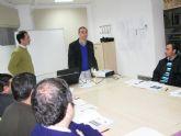 El Concejal Francisco Pérez subraya en la inauguración del curso de ´Poda de Frutales´ la importancia de estos talleres por su profesionalización
