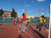 Baloncesto y voleibol dentro del programa de Deporte Escolar