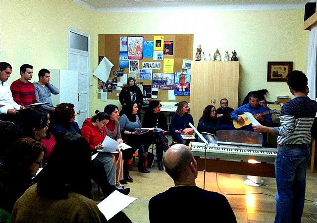 Ends in Totana Management Course organized by the School Choir of Lorca CPR