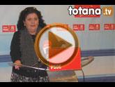 Rueda de prensa PSOE Totana sobre actualidad pol�tica nacional y municipal