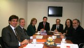 El consejero de Obras Públicas anuncia el inicio del estudio de la variante noreste de Santomera