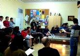 Finaliza en Totana el Curso de Direcci�n de Coros Escolares organizado por el CPR de Lorca