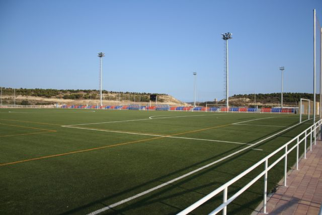 El ayuntamiento prevé recepcionar las intalaciones de la Ciudad Deportiva a finales de enero - 1, Foto 1