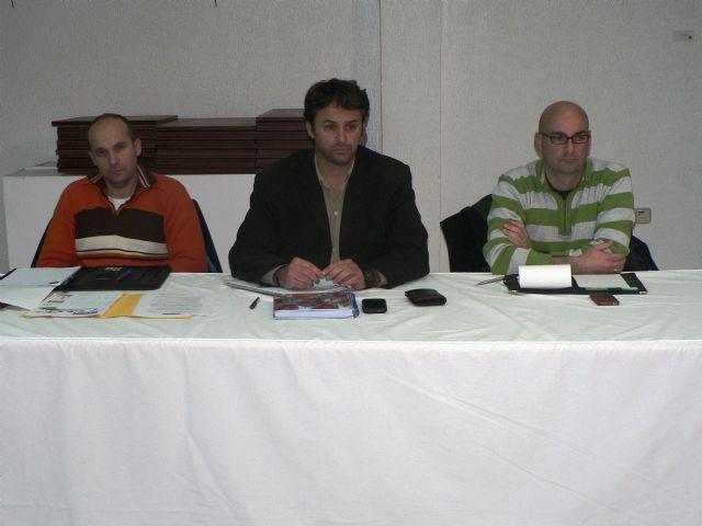 El ayuntamiento prevé recepcionar las intalaciones de la Ciudad Deportiva a finales de enero - 3, Foto 3