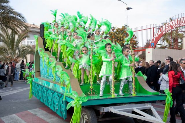 Festejos se reúne con las peñas de carnaval y los ciudadanos para preparar los carnavales - 1, Foto 1