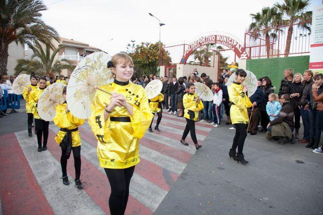 Festejos se reúne con las peñas de carnaval y los ciudadanos para preparar los carnavales - 2, Foto 2
