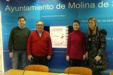 El Ayuntamiento de Molina de Segura y la Asociación Batuta Virginia convocan el III Concurso de Jóvenes Intérpretes Villa de Molina 2012