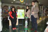El Ayuntamiento de Santomera pone en marcha un sistema de recogida selectiva de residuos de pilas