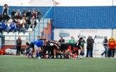 Primera victoria del Club de Rugby de Totana en su segundo partido amistoso