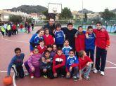 Los colegios Siglo XXI y Manuela Romero destacan en la segunda jornada alev�n de Deporte Escolar