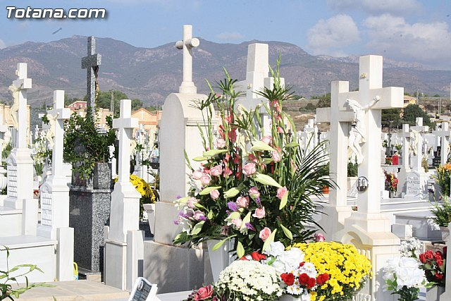 The Department of Services optimizes customer service in the municipal area of the cemetery