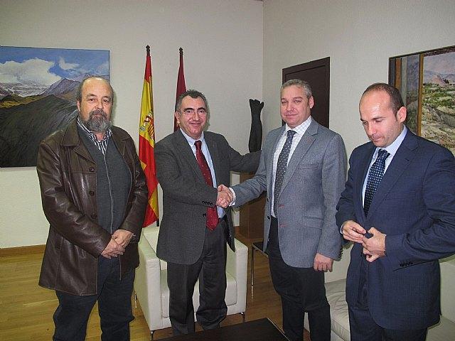 La Consejería de Presidencia reforzará la seguridad ciudadana en Mazarrón con un nuevo Centro Integral de Seguridad - 1, Foto 1