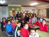 Comienza el Plan de Educación para la Salud en los colegios de Santomera