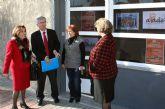 El director general de Personas Mayores del IMAS de la Región de Murcia visita los centros de Alcantarilla