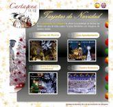 Casi mil trescientas personas felicitaron la Navidad con las postales virtuales del Ayuntamiento