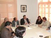 Reunión de la comisión comarcal de empleo