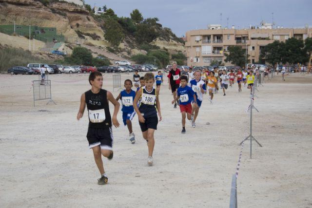 Mañana se celebra la carrera de Cross de Deporte Escolar en Bolnuevo - 1, Foto 1