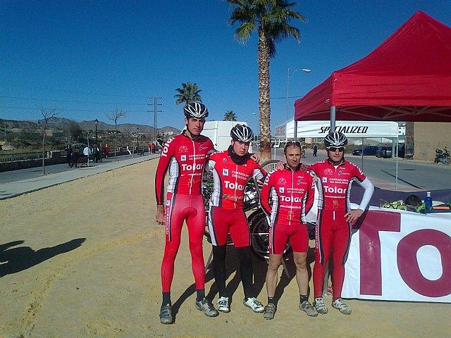Mtb season starts for Santa Eulalia Cycling Club