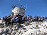 El pasado Domingo 22 de Enero tuvo lugar en el Parque Regional de Sierra Espuña la 7ª 'Subida al Morrón'