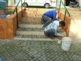 Diplomas por el buen mantenimiento en los barrios