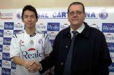 Taro Aramaki: 'Vengo a conseguir grandes victorias con este equipo'