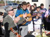 La pedanía del Raiguero Bajo celebra la festividad de su patrón San Fulgencio con los 'Cantos de Ánimas'