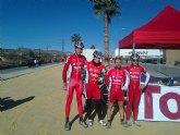 Comienza la temporada de mtb para el Club Ciclista Santa Eulalia