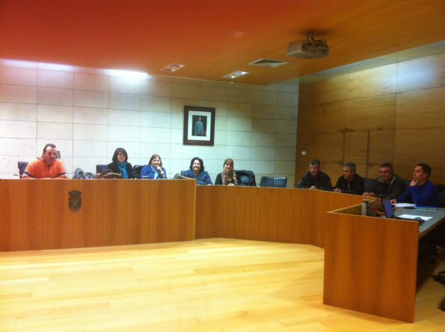 The village headman provides the basis for joint work in 2012 with the Mayor and Councilman Pedanías