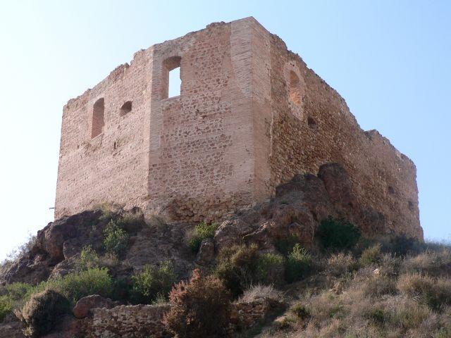 El ayuntamiento trabaja para conseguir una subvención con la que rehabilitar el Castillo de los Velez - 1, Foto 1