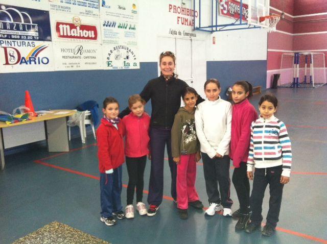 Los colegios siglo XXI y Manuela Romero representarán a Mazarrón en la fase intermunicipal de atletismo - 2, Foto 2