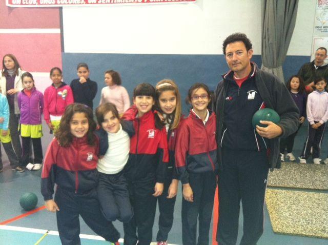 Los colegios siglo XXI y Manuela Romero representarán a Mazarrón en la fase intermunicipal de atletismo - 4, Foto 4