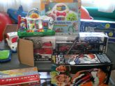 Cruz Roja Mazarr�n dona juguetes al centro de desarrollo infantil y atenci�n temprana