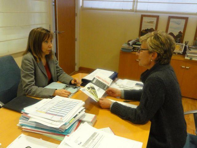 Bienestar Social estudia futuras líneas de colaboración con la asociación Quiero Crecer - 1, Foto 1