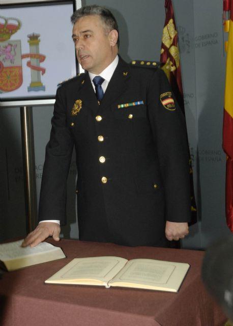 El comisario Cirilo Durán Reguero, nuevo jefe superior de Policía de Murcia - 1, Foto 1